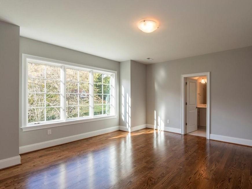floors in bedroom