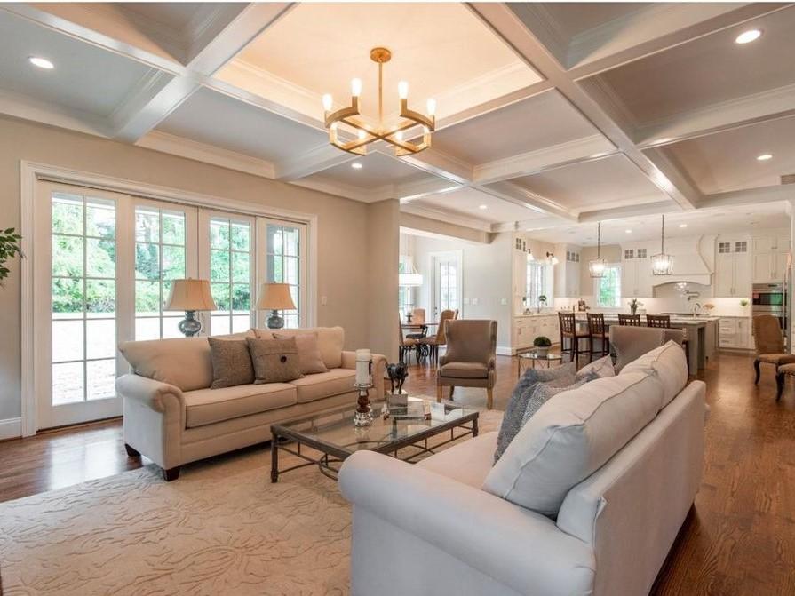 floors in living room